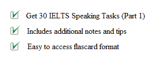 IELTS Speaking Assessment Tasks